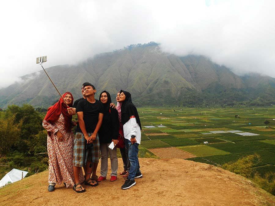 Serunya Liburan Bersama Keluarga di Lombok