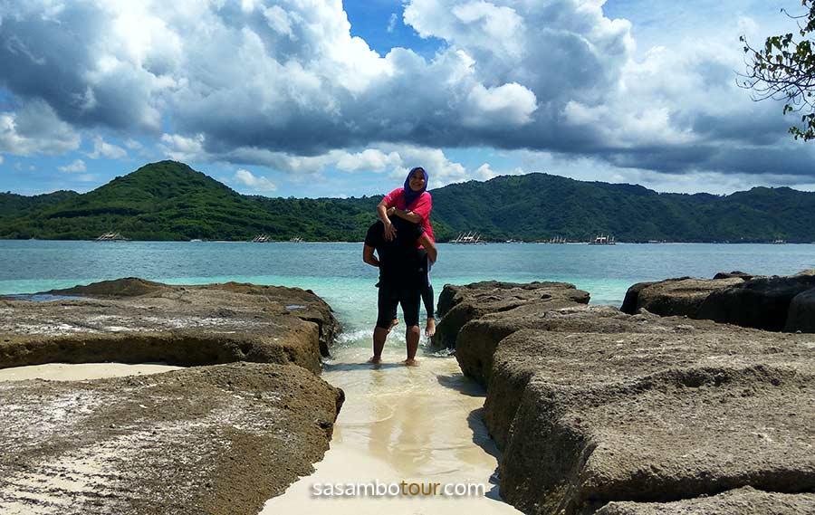 Honeymoon di Gili Kedis Lombok